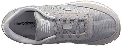 Sneaker Silber Damen Wl501v1 Balance New qTItv