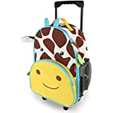 Mala de Rodinha Zoo Girafa, Skip Hop, Amarelo