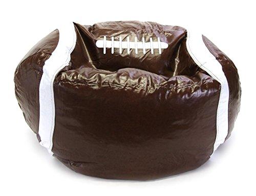 Milton Greens Stars Football Bean Bag (Football Bean Bag Chair)
