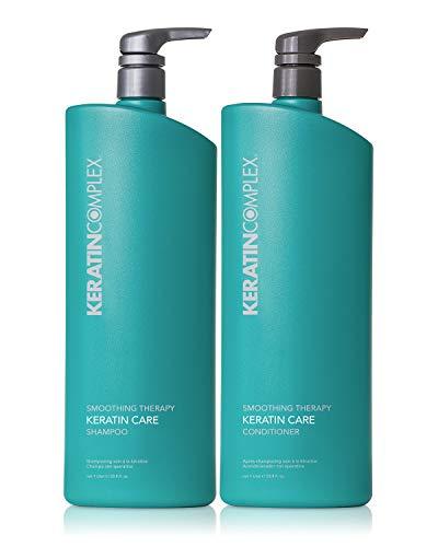 Keratin Complex Care Shampoo & Conditioner Duo