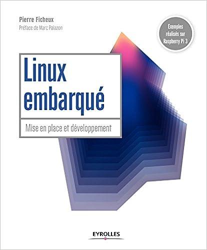 couverture du livre Linux embarqué