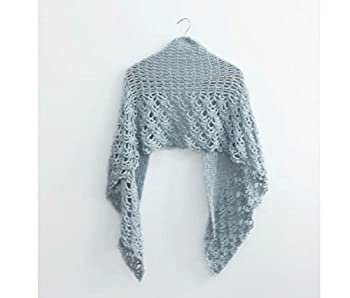 Hand Crocheted Lace Shawl