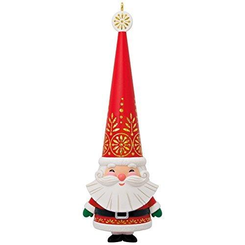 - Jolly Santa Ornament Santa Claus