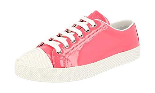 Women's Leather F0638 Prada A33 3E6202 Sneaker f76dagn