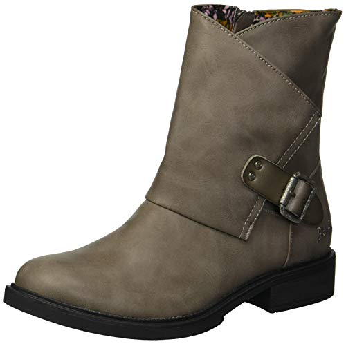 Ankle Women's Visitor Grey Boot Tombstone Fog Blowfish zUwqExfw