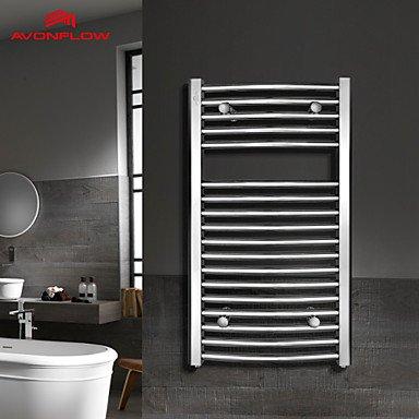 MEI 800x450 Radiator Heater, Towel Rail Radiator, Bathroom Towel Rails by MEI