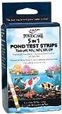 Mars Fishcare North America 164F 5-In-1 Pond Test Dip Strip - Quantity 6