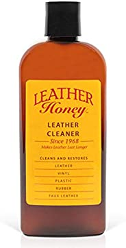 Leather Honey Leather Cleaner The Best Leather Cleaner for Vinyl and Leather Apparel, Furniture, Auto Interior