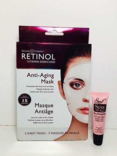 Retinol Anti-Aging Mask 5 Sheet Masks
