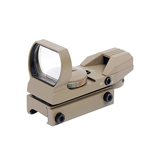 Ohuhu OH-RG-SC Reflex Sight, Red/Green