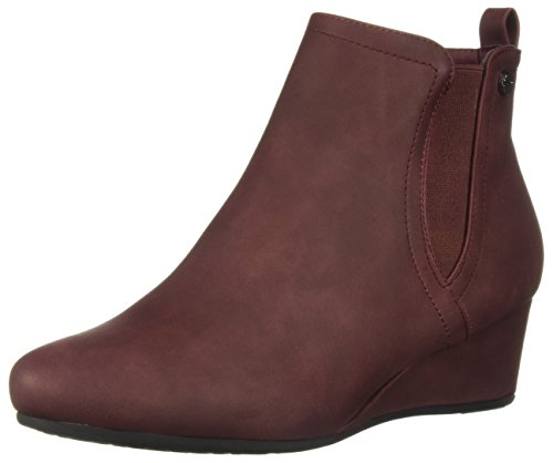 Dream Women's Zoie Ankle Boot Burgundy MnN0OquA