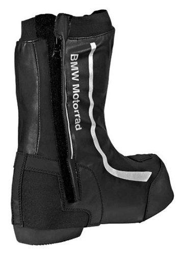BMW Genuine Motorcycle Riding Airflow Boot Cover EU-40/41|USA-L9/L10 Black