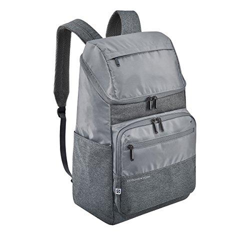 Zero Halliburton ZERO NEW YORK Large Backpack Gray