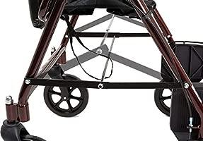 AI XIN Shop Andador plegable para carrito de la compra con ...