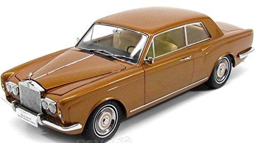 (Rolls Royce Silver Shadow MPW Diecast Model Car)