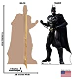 Advanced Graphics Batman Life Size Cardboard Cutout Standup - DC Comics Injustice: Gods Among Us