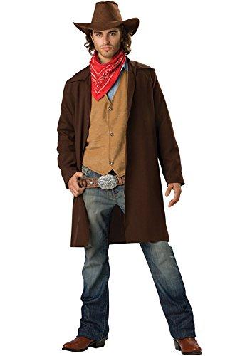 Cheap Western Costumes (InCharacter Rawhide Renegade Adult Costume)