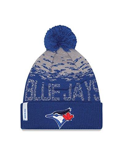 Jays Blue Apparel (MLB Toronto Blue Jays Headwear, Royal/Grey, One Size)