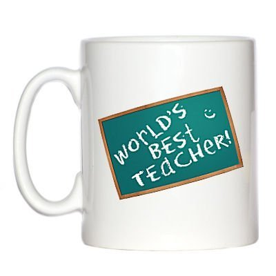 bd9e12db24b World's Best Teacher Mug