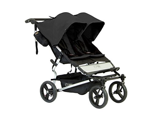 Mountain Buggy Duet 2016 Double Stroller, Black by Mountain Buggy
