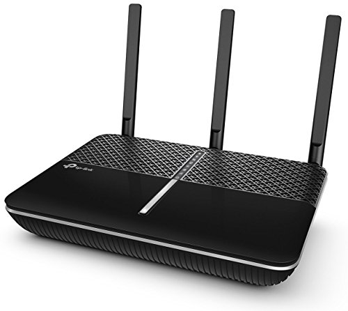 TP-Link AC2300 Wireless WiFi Router | Powerful 1.8GHz Dual-Core Processor | 802.11ac Wave 2 MU-MIMO (Archer C2300) by TP-Link
