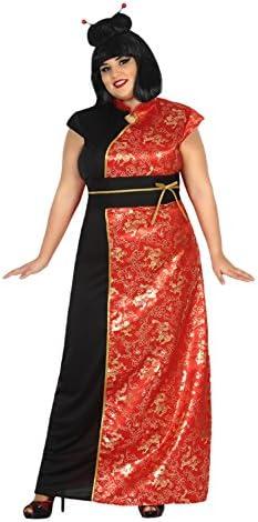 Atosa-17352 Disfraz China, Color Rojo, XL (17352: Amazon.es ...