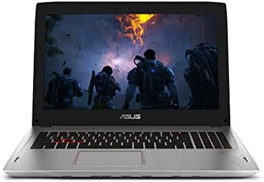 ASUS ROG Strix G-SYNC 120 Hz VR Ready Thin Gaming Laptop GTX 1070 8GB Core i7-7700HQ 16GB DDR4 128GB SSD 1TB HDD, 15.6