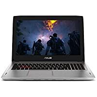 ASUS ROG Strix G-SYNC 120 Hz Full HD VR Ready Ultra Thin and Light Gaming Laptop Computer GeForce GTX 1070 8GB Core i7-7700HQ, 16GB DDR4 DRAM, 128GB SSD, 1TB HDD, 15.6, Black - GL502VS-DS71