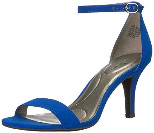 Bandolino Women Madia Heeled Sandal parisian blue