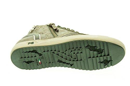 Negro Nero Para Zapatillas Giardini Mujer wTxx8U7aq