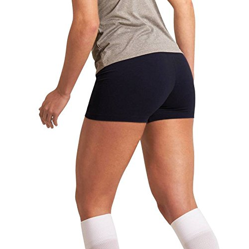 Footex Short Coulotte Volley Donna Blu