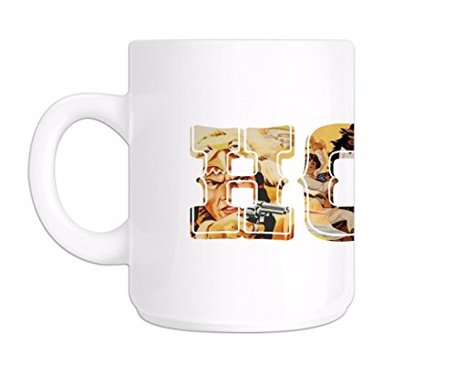 Printed Mug and Coffee Cups Howdy Wild West Funny Mugs Novelty Gift Idea -