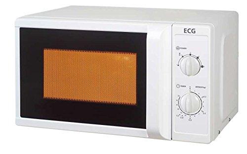 ECG MW 17 17L 700W Blanco - Microondas (17 L, 700 W, Giratorio ...