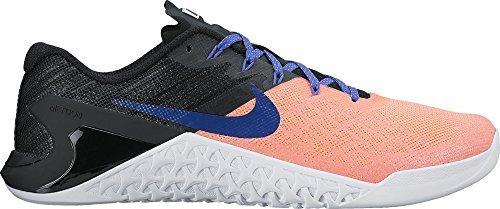 Nike Women's Metcon 3 Training Shoe, Red (9.5)