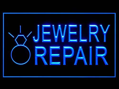 (C B Signs Jewelry Repair Services LED Sign Neon Light Sign Display)