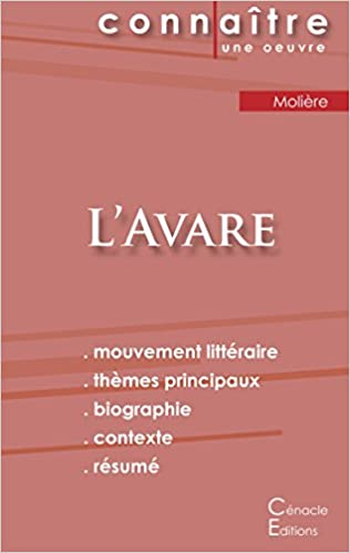 Amazon.in: Buy Fiche de lecture l\'avare de Molière (analyse ...