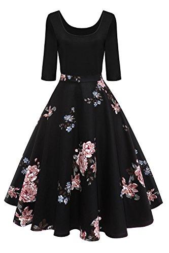 50s dress formal - 8