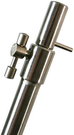 Karpfen Angel Zubeh/ör Edelstahl 20-35cm Ruten Halterung Banksticks 2 X 4 X 6 X