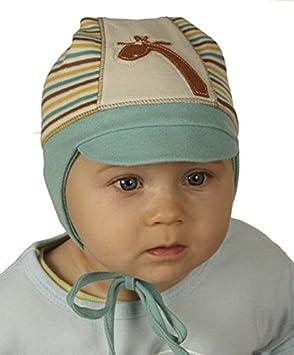 7f904a07881 Baby Boy Boys Infant Autumn Spring Hat Peak Cap Cute Size 0-18 mths ...