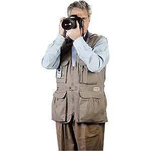 Domke PhoTOGS Vest Medium -Khaki