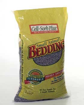 CELL SORB Plus Bedding, 28-Quart, My Pet Supplies