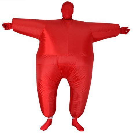 [Chub Suit Costume - One Size - Chest Size] (Inflatable Chub Suit Costume)
