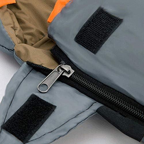 1 Pcs Sac de couchage d'hiver épais sac de couchage Camping Sacs de couchage for adultes xuwuhz
