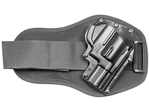 Fobus Ankle Holster Right Hand S&W 442, 637, 638 Kydex Black
