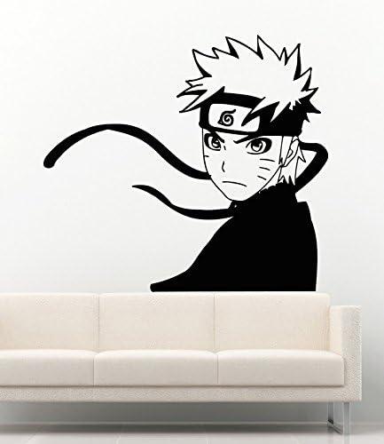 Amazon.com: Anime calcomanía decorativo para pared para ...