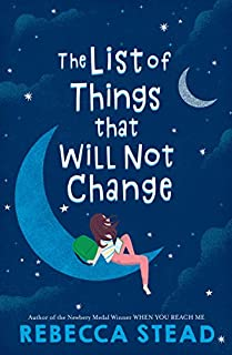 Book Cover: The List of Things That Will Not Change