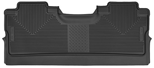 Husky Liners 2nd Seat Floor Liner (Footwell Coverage) Fits 15-19 F150 ()