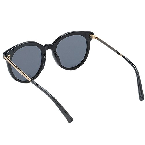 de Unisex Metal Retro Classic Yxsd Sol Round Glasses Gafas Sun Frame polarizadas nI7Uwx05w