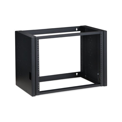 - 8U Pivot Frame Wall Mount Rack