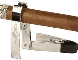 Get-A-Grip Cigar Clip, Stainless Steel